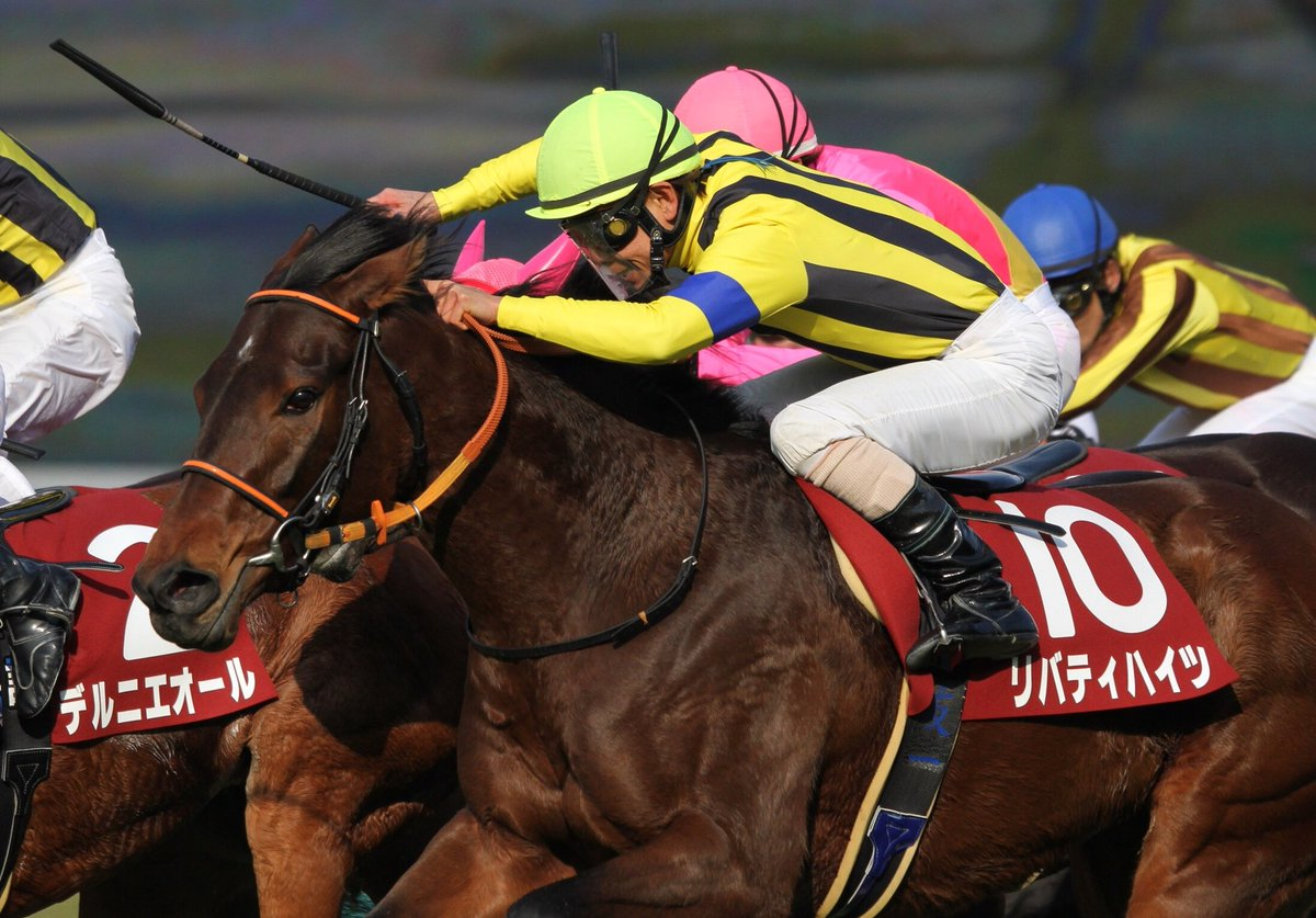 桜花賞2018の競馬予想分析…穴馬リバティハイツの激走は?3つの着眼点