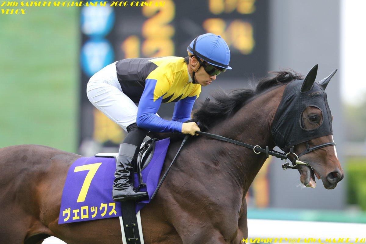 日本ダービー2019の競馬予想分析!ヴェロックスが抱える3つの不安
