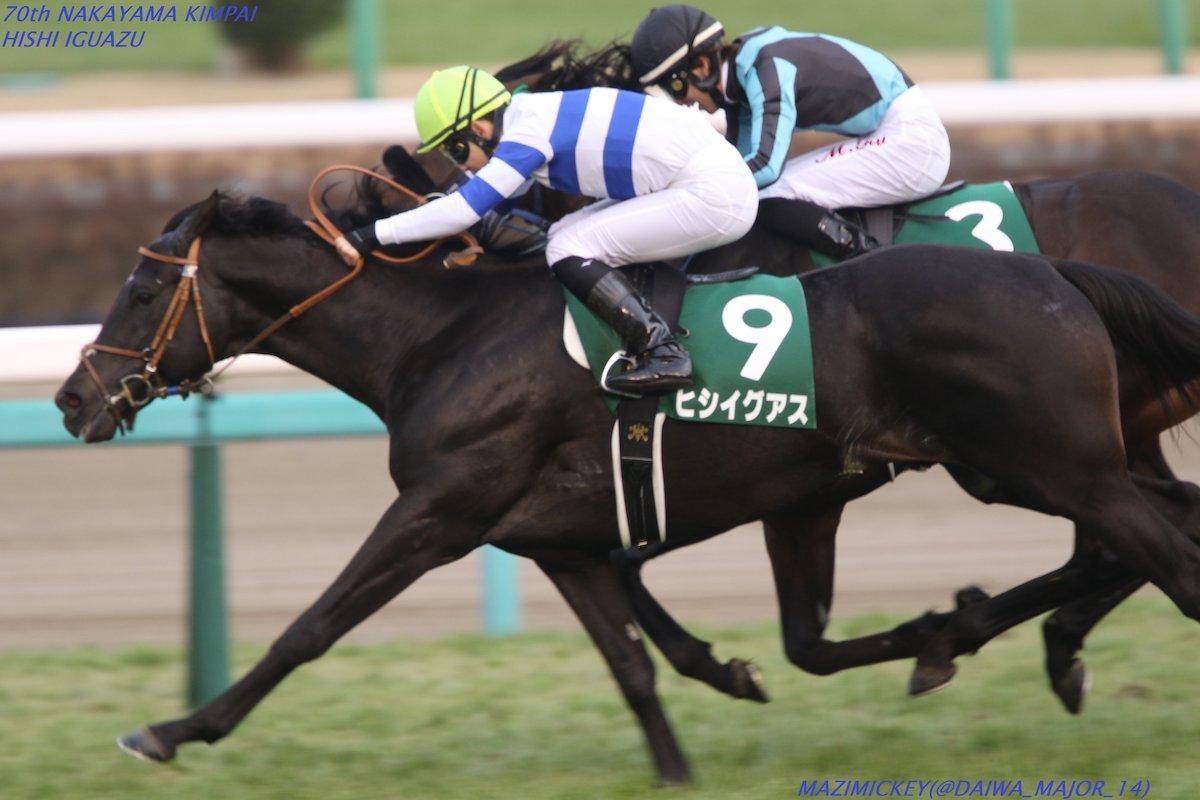 中山記念2021の競馬予想分析!3つのデータから導く危険な人気馬